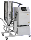 Dri-Air Dryer with Hopper on Stand