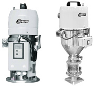 Shini USA Vacuum Loaders