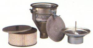 Accu-Feed air loader baffle