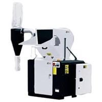Shini USA granulator