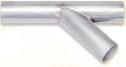 Aluminum Lateral Wye - Pneumatic Conveying