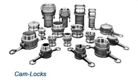 Cam Locks - Cam and Groove Couplings