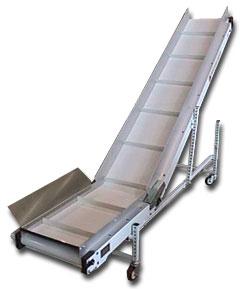 Incline Conveyor - Telar Corp.